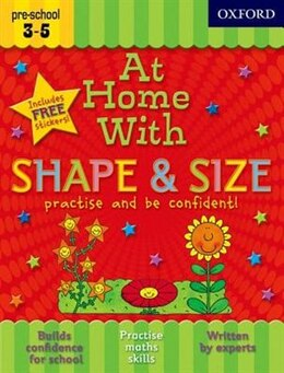 Book At Home With Shape and Size by Jenny Ackland