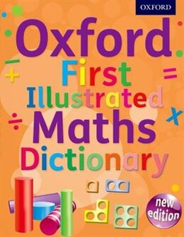 Book Oxford First Illustrated Maths Dictionary by Oxford