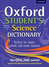 Book Oxford Students Science Dictionary by Oxford