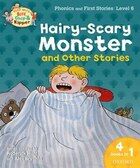 Oxford Reading Tree Read With Biff, Chip, and Kipper: Level 6 Phonics and First Stories Hairy-scary…