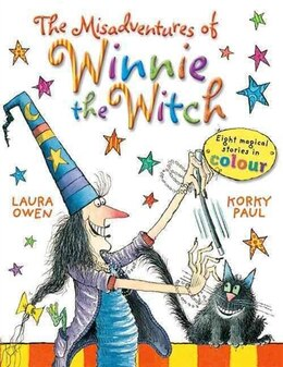 Book The Misadventures of Winnie the Witch: New Edition by Laura Owen