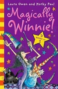 Book Magically Winnie by Laura Owen