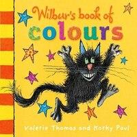 Wilburs Book of Colours Board Book