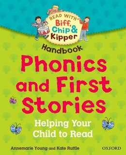 Book Oxford Reading Tree Read With Biff, Chip, and Kipper: Phonics and First Stories Handbook by Rod Hunt