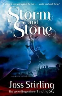 Book Storm and Stone by Joss Stirling