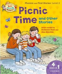 Book Oxford Reading Tree Read with Biff, Chip and Kipper: Level 2 Picnic Time and Other Stories by Roderick Hunt