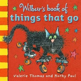 Book Wilburs Book of Things That Go by Valerie Thomas