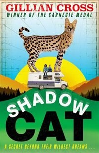 Book Shadow Cat by Gillian Cross