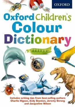 Book Oxford Childrens Colour Dictionary by Oxford Dictionaries