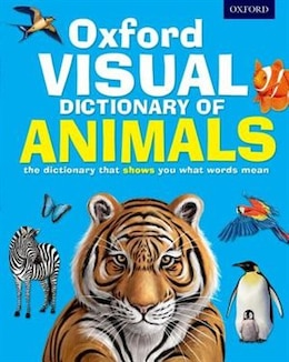 Book Oxford Visual Dictionary of Animals by Oxford