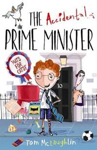 Book The Accidental Prime Minister by Tom McLaughlin