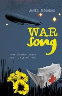 Book War Song by James Riordan