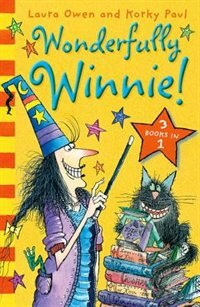 Book Wonderfully Winnie! 3-in-1 by Laura Owen
