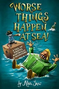 Book Worse Things Happen at Sea by Alan Snow