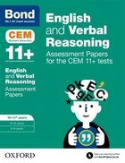 Bond 11+: English and Verbal Reasoning Assessment Papers for CEM