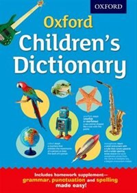 Book Oxford Childrens Dictionary by Oxford