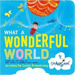 Book What a Wonderful World by Bob Thiele