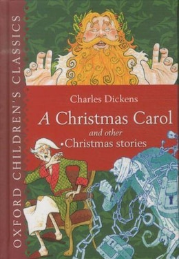 Book A Christmas Carol and Other Christmas Stories by Charles Dickens