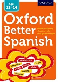 Book Oxford Better Spanish by Oxford Dictionaries