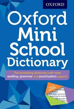Book Oxford Mini School Dictionary by Oxford Dictionaries