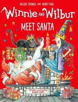 Book Winnie and Wilbur Meet Santa by Valerie Thomas