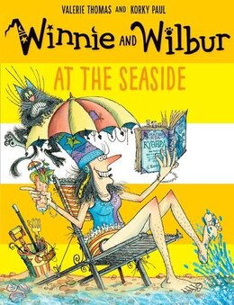 Book Winnie and Wilbur at the Seaside by Valerie Thomas