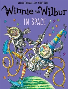 Book Winnie and Wilbur in Space by Valerie Thomas