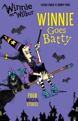 Book Winnie and Wilbur: Winnie Goes Batty by Laura Owen