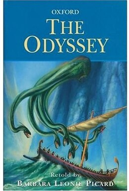 Book The Odyssey by Barbara Leonie Picard