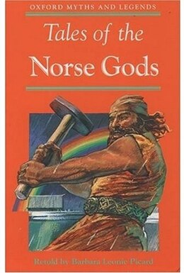 Book Tales of the Norse Gods by Barbara Leonie Picard