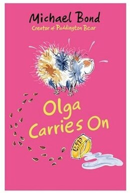 Book Olga Carries On by Michael Bond