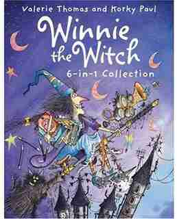 Winnie the Witch 6-in-1 Collection by Valerie Thomas
