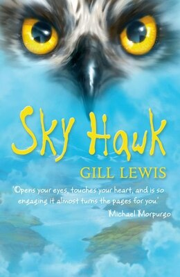 Book Sky Hawk by Gill Lewis