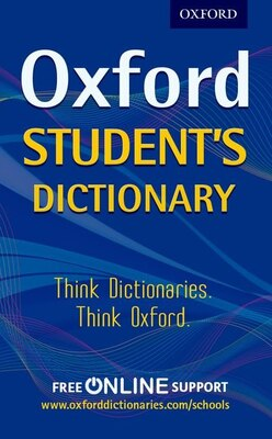 Book Oxford Students Dictionary: New Edition by Oxford Dictionaries