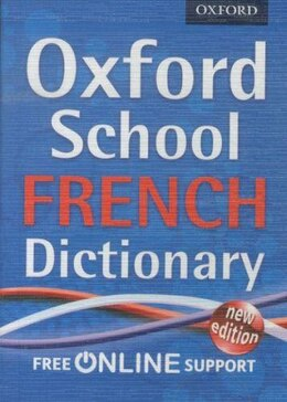 Book Oxford School French Dictionary by Oxford