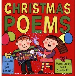 Book Christmas Poems by Jill Bennett