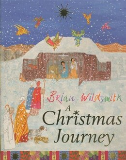 Book A Christmas Journey by Brian Wildsmith