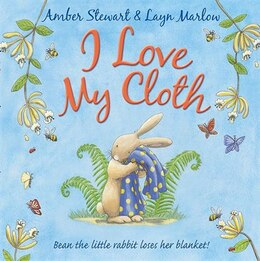 Book I Love My Cloth by Amber Stewart