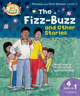 Book Oxford Reading Tree Read With Biff, Chip, and Kipper: Level 1 Phonics and First Stories The Fizz… by Roderick Hunt