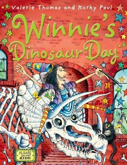 Book Winnies Dinosaur Day: New Edition by Valerie Thomas