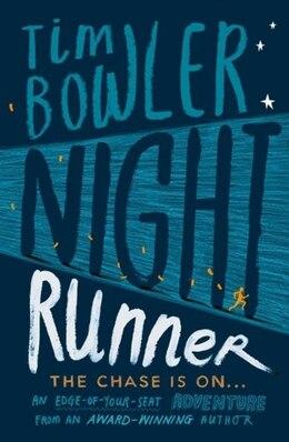 Book Night Runner by Tim Bowler