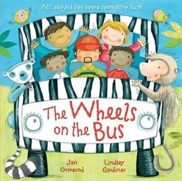 Book The Wheels On the Bus: 2013 Edition by Jan Ormerod