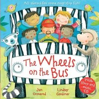 The Wheels On the Bus with Audio CD