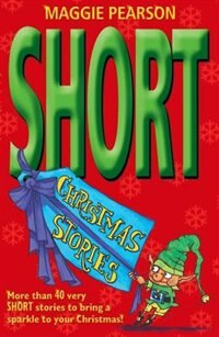 Book Short Christmas Stories by Maggie Pearson