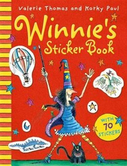 Book Winnies Sticker Book 2012: New Edition by Valerie Thomas