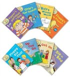 Oxford Reading Tree Read With Biff, Chip, and Kipper: Level 1 Pack of 8