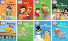 Oxford Reading Tree Read With Biff, Chip, and Kipper: Level 2 Pack of 8