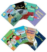Oxford Reading Tree Read With Biff, Chip, and Kipper: Level 4 Pack of 8