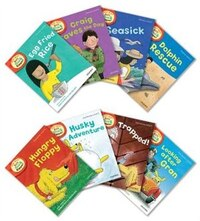 Oxford Reading Tree Read With Biff, Chip, and Kipper: Level 5 Pack of 8