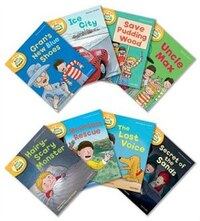 Oxford Reading Tree Read With Biff, Chip, and Kipper: Level 6 Pack of 8